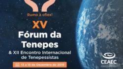 XV Fórum da Tenepes em 2019